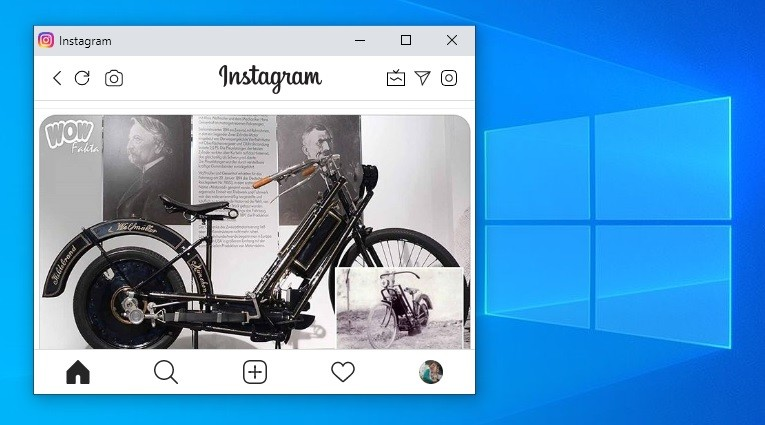 Cara Install Aplikasi Instagram di Laptop Windows 10