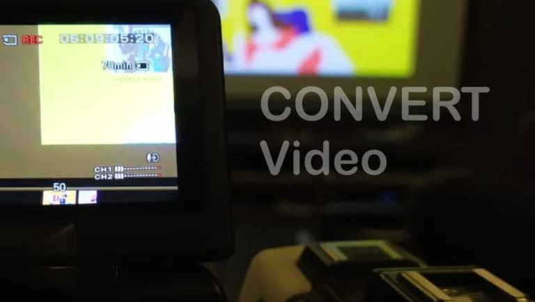 Convert video dengan hanbreak