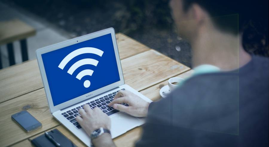 melihat password wifi di laptop windows 10